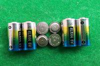 Wholesale Hg Wholesales - 2000pcs lot 0%Hg Pb Mercury free 4LR44 6V Alkaline battery for dog training collar beauty pen door opener FedEx UPS shipping