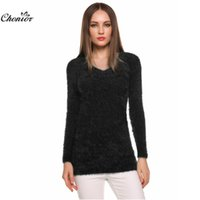 Wholesale Maternity Knit Tops - Wholesale-Pullover Sweater Women 2016 Fashion Plus Size Tops Knitted Jumper Maternity Sweaters Casual Women Fall Pullover Sweater