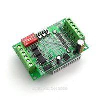Wholesale Driver Board Cnc - TB6560 3A Stepper motor drives CNC stepper motor driver board Single axis controller Free shipping