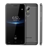 Wholesale Ota Otg - HOMTOM HT37 Pro Android7.0 4G-LTE SmartPhone 5.0inch MTK6737 Quad Core RAM 3GB ROM 32GB Fingerprint 3000mAh OTA OTG Cellphone