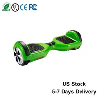 36V wholesale price skateboards - US Stcok UL hoverboards Smart Balance Wheel Inch Electric Skateboard Electric Scooters Price Days Free Drop Shipping