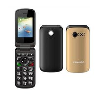 "Wholesale Old Man Phones - VKWORLD Z2 cellphone 2.4"" camera Dual SIM flashlights FM font Old man people cheaper phones"
