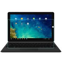 vidrio templado para tabletas al por mayor-Al por mayor-9H Protector de pantalla de vidrio templado para Chuwi Hi10 Plus 10.8 pulgadas Tablet Hi10 Plus Película protectora