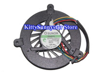 cpu fan hp pavilion venda por atacado-GC055515VH-A 13.B2239.F.GN 5V 2.6W Para ASUS R1F R1, 13.V1 B2784.F.GN 5V 1.7W Para HP Pavilion HDX 9000 Ventilador Do Refrigerador Do CPU, ZB0506PGV1-6A Y34KC Ventilador