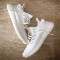 Wholesale Cp9366 V2 All White Sply V2 Replica Boost V2 Boost Kanye West boost Running shoe Triple White Outdoor Sneakers For Men
