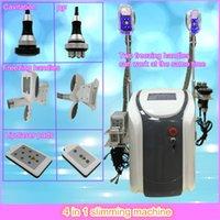 Wholesale Cavitation Ultrasound Machine Sale - lipolaser slimming machine liposuction laser machines ultrasound cavitation RF beauty fat freezing slimming machine for sale