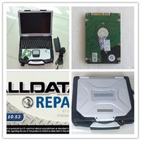 Wholesale Used Diagnostic - 2017 auto repair software 10.53 alldata mitchell ondemand 2in1 1tb hdd installed cf30 laptop 4g toughbook ready to use