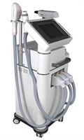 yag haarentfernungs-lasersystem großhandel-Haarentfernung 360 magneto Optisches System SHR RF ND Yag Laser Tattoo Entfernung Freckle Terminator Hautverjüngung Maschine