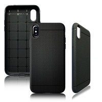 Wholesale Phone Case Dot - For Iphone 8 case iphon7 6 6S plus 5S phone case Ultra Thin Honeycomb Dot Soft TPU Case Cover for Samsung S7 edge S8  S8 PLUS