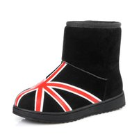 Wholesale Warm Indoor Boots Women - 2018 fashion ladies winter snow boots, indoor warm and comfortable women's shoes, sizes 34-40