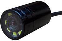 alambre de endoscopio al por mayor-Mini cámara CCTV endoscópica a prueba de agua con cable con lámparas LED Visión nocturna de bajo peso 90Deg Ver 520TVL para vigilancia de seguridad