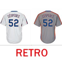 # 34 Syndergaard 18 <b>Darryl Strawberry</b> jersey Uomo 31 Mike Piazza 48 DeGrom 52 Cespedes 16 Gooden 17 Maglia Hernandez