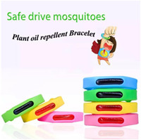 Wholesale Oil Anti Mosquito Bracelet - Genuine Bugslock xiaomi Mosquito Repellent Bracelet Baby anti-mosquito bracelet 100% Natural Plant Essential Oil Silicone Family Bundle