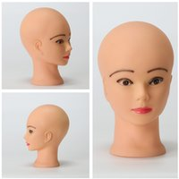 Female Wigs Holder Mannequin Head Hats Suporte de Óculos Mannequin Head Stand Modelo Display Scarf Jóias Display Stand Holder