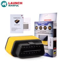 Wholesale Software For Launch X431 - 100% Original LAUNCH X431 EasyDiag 2.0 OBD II Code Reader for Android & IOS Easy Diag 2.0 Plus Come with comes with 2 free carlines!