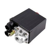 kompressor psi groihandel-Alta Qualidade 1 Pc Hochleistungskompressor von Ar Pressão Interruptor Da Válvula Steuergerät 90 PSI-120 PSI Compressor Ar Interruptor-Steuerelement