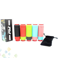 Wholesale Blade Mods - Colorful The Defend Able Mod AV 5 Colors Sleeve Saw Blade Able Limitless Mod Fit 18650 Battery 510 Atomizers DHL Free
