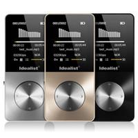 ingrosso livelli mp3-All'ingrosso-lettore mp3 originale 4GB S1813 High Sound Qualità entry-level Lossless Music Player con gioco FM Video EBook