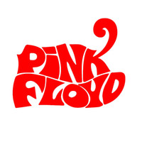 Wholesale Glue For Arts - Wholesale 10pcs lot The World-famous Rock Band Pink Floyd Lettering Art Funny Car Sticker for Motorhome Truck Window Car Cover Vinyl Decal