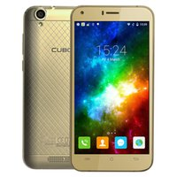 Original Cubot Manito Quad Core 3GB RAM 16GB ROM Dual Sim Android 6.0 4G HD 5.0 ​​Zoll freigeschalteten Smartphone