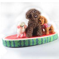 Wholesale Lovely Cat Image - Lovely Fruit Image Pet Bed Dog Bed Pet Pads Mats Cat Bed New Pattern Fruit Bed For Pet Summer