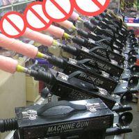 makineli tüfek vajina toptan satış-2017 Yeni Güncelleme Ayarlanabilir hızları kadın için seks makineli tüfek otomatik seks makinesi dildo vajina oyuncak; hız: 0-450 kere