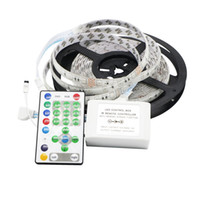 Wholesale Magic Chasing Strip - Magic Running LED Strip 12V 5050 RGB Chasing Lamp Strip 54leds m Outdoor Waterproof IP65 Remote for Garden Advertisement