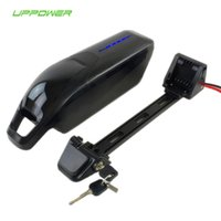 Wholesale Usb Bike Charger - US EU No Tax 36V 350W 500W E-Bike Frame down tube Battery 36V 15Ah NCR18650PF Li ion Battery with USB and 42V Charger