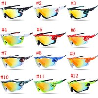 Wholesale Sunglasses Polarized Sport Running - 3 Lens Brand Polarized Sunglasses Cycling Goggles For Men Women Sport Cycling Bicycle Running Mens Sunglasses AAA+