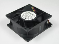 Wholesale cooler fan dc 24v resale online - NMB RL W B49 EQ2 DC V A wire pin connector X90X38mm Server Square Cooling Fan
