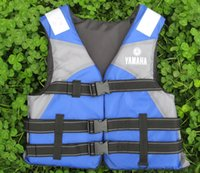Wholesale Life Vest Wholesale - Wholesale- High grade life vest water life jacket entertainment service Life Vest Water Safety Products Free shipping