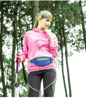 ingrosso pacchetti da escursione sulle spalle-Pettorali per gli uomini Marsupio Impermeabile Funny Packs per le donne Sport Petto Pouch Bag Tracolla tracolla Escursioni arrampicata Cross Body Bags