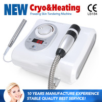 Wholesale Skin Tightening Rf Home Use - 2017 Protable newest fat freezing machine with rf for skin tightening home use or salon CE approval DHL Free Shipping