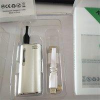 Wholesale Silicon G2 - Authentic Mystica G2 Oil Vaporizer Kit Airis V11 Mini Mod 5 Colors CE3 Box Mod Kits