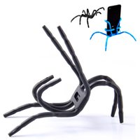 Wholesale Support Voiture - Spider Phone Tablet Car Holder Lazy Mobile Cell Smartphone Gps Accessory Flexible Mount Stand Support Celular Movil Voiture Auto