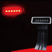 Wholesale Third Tail Light Led - Clear Lens Led taillight For 2007 - 2017 Jeep Wrangler & Wrangler Unlimited JK LED Third Brake Lights