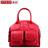 0dca7ef502 Wholesale- ZOOLER Brand 2016 New genuine leather bag Special limited  edition woman leather handbags Vintage High end luxury bag  3610