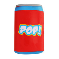 Squishy Coke Can 8cm Soft Slow Rising Collection Gift Decor Toy Wholesale