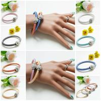 Wholesale Shambala Sale - Bracelets For Women Fashion Shambhala Jewelry New Mix Colors Sales Promotion Shambala Crystal Charm Bracelets