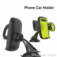 Wholesale Support Galaxy Note - Mobile Car Phone Holder Stand Adjustable Support 6.0 inch 360 Rotate For Iphone 6 Plus 5s Samsung galaxy note 7 S6 s7 edge