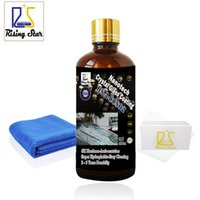 Wholesale Rising Star RS A CCS02 Nanotech Crystal Glass Coating ml Kit for Demo Testing Water Repellent Nano Hydrophobic Protectant
