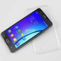 "Wholesale 3g Android Gestures - 5"" VINOVO J4 Quad Core 1GB 4GB Android 6.0 3G Smart Phone Dual Sim GPS Smart Wake Gesture MTK6580 854*480 Unlocked"