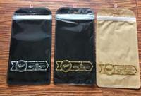caso ouro s5 venda por atacado-Selo hot gold zipper plastic retail bag pacote de embalagem para iphone x 8 7 plus 6 6 s 4 S 5S SE Samsung Galaxy S4 S5 S7 A7 Caso Difícil Universal