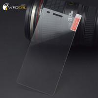 leagoo phone großhandel-Großhandels-Leagoo Z5 ausgeglichenes Glas 5.0inch 100% ursprünglicher Schirm-Schutz-Film für Leagoo Z5L Lte Handy