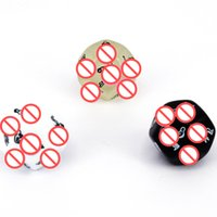Wholesale Love Fun Sex - 5pcs,Funny Sex Dice,12 Positions Erotic Craps, Sexy Romance Love Humour Gambling Adult Games Products,Sex Fun Toys For Couples