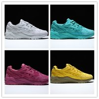 Wholesale Gel Cut - 2017 New arrival Discount Gel-Kayano Running Shoes Men Top Quality Cushioning Original Stability Basketball Shoes Boots Sport Sneakers 36-45