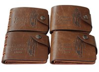 Wholesale Hot Men Wallet Vintage Brown Purse Leather Wallet Creidit With Card Slots Factory Price