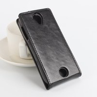 Wholesale Magnetic Liquid - Fashion 9 Colors Phone Case for Acer Liquid Z330 Z320 Flip Leather Cover Case Vertical Back Cover Magnetic Protective Shell
