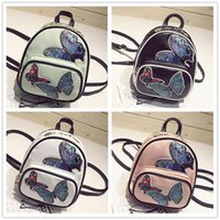 Wholesale Leather Childrens Backpacks - Hot Sale Unique Design Backpacks Childrens Fashion Leather Outdoor bags Boys Sport Bags fashion Christmas gift for baby kid school bag CM069