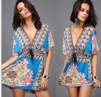 Wholesale Print Audrey - Women's Dresses Audrey Hepburn Vestidos Sleeveless Polka Dot Floral Print Clothing Cotton Casual Rockbilly Dresses All code:
